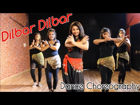 Dilbar Dilbar Full Video Song | Dance Choreography  | Satyamev Jayte | Whatsapp Status Guruji