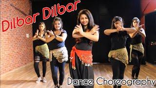 Dilbar dilbar Full Video Song   Dance Choreography    Satyamev Jayte   Whatsapp Status Guruji