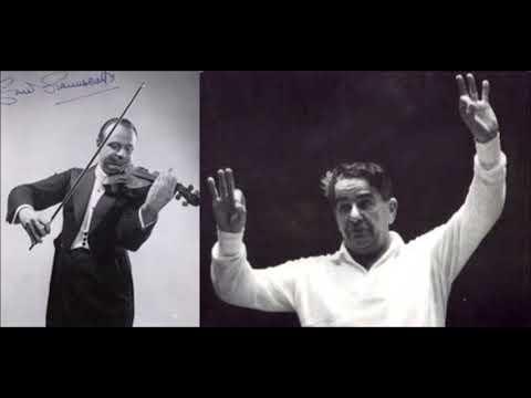 "Beethoven ""Violin Concerto"" Zino Francescatti/Eduard van Beinum"