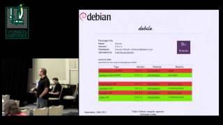 Rebuilding Debian with LLVM/Clang - Sylvestre Ledru, Debian / IRILL