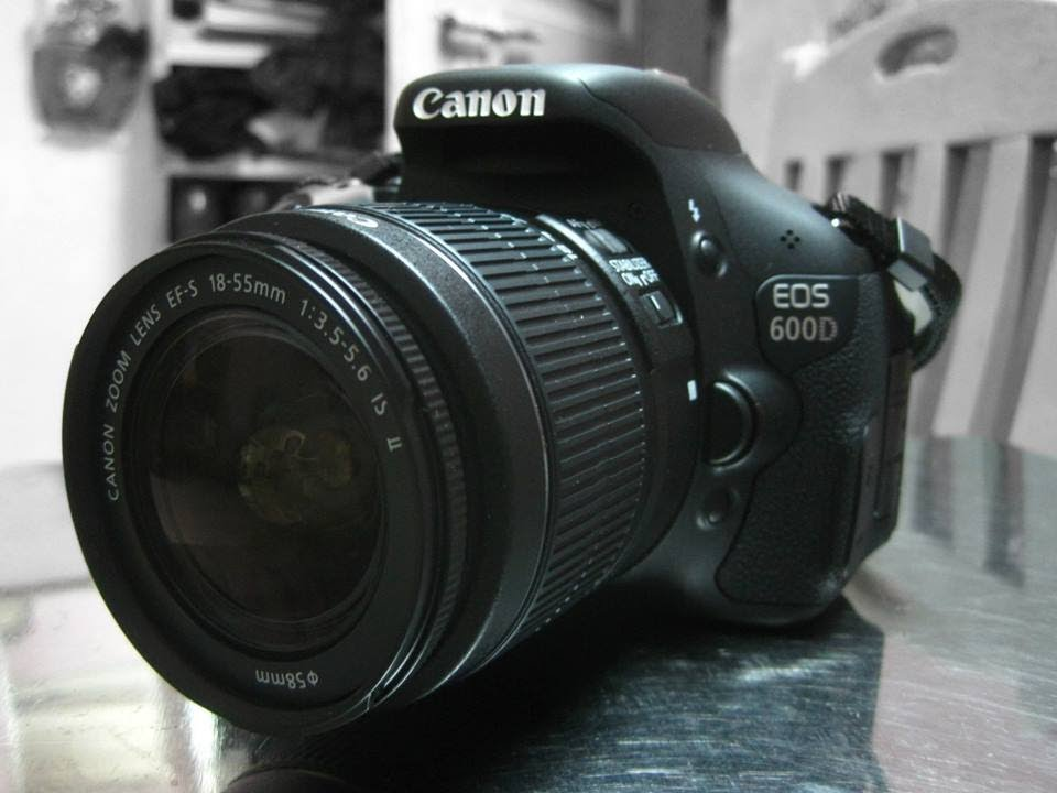 canon eos rebel t3i 600d dslr unboxing first look