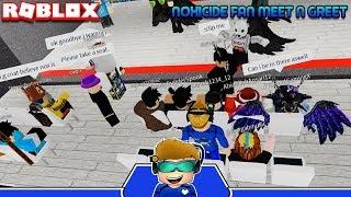 NOXICIDE FAN MEETUP 1 FUNNY MOMENTS! (Roblox)