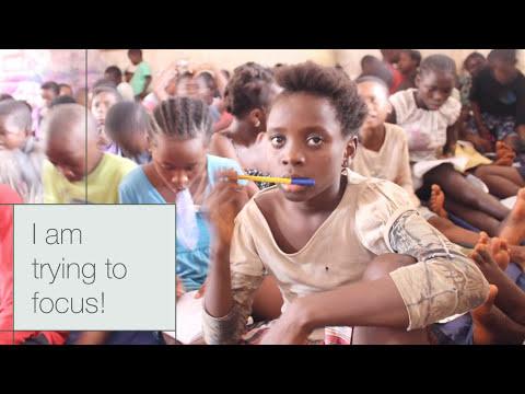 Helping Flood Victims at Kaningo, Freetown, Sierra Leone