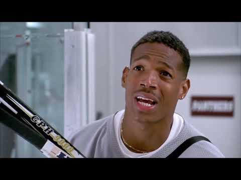 Мечта Играть в Хоккей ... отрывок из фильма (Без Чувств/Senseless)1998