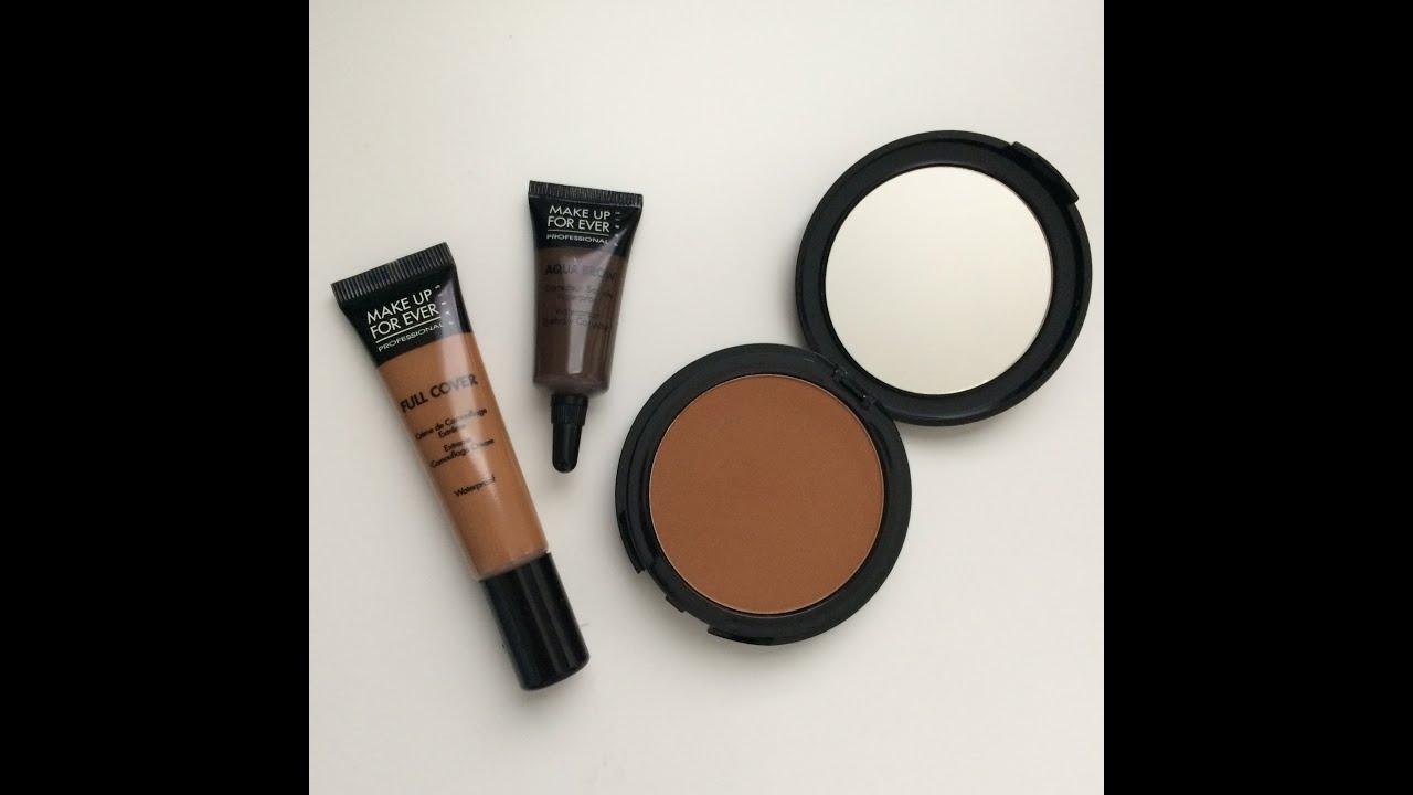 Makeup Forever Velvet Finish Compact Powder Fay Blog