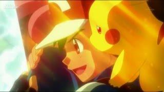 Pokemon XYZ Episode 46 - Farewell, Ash Greninja! Xerosic Strikes Back