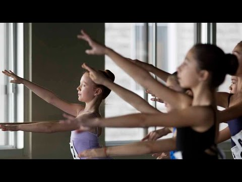 Canada's National Ballet School auditions