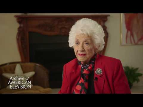Charlotte Rae on leaving