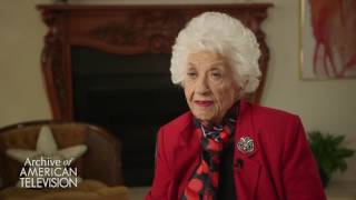 "Charlotte Rae on leaving ""The Facts of Life"" - EMMYTVLEGENDS.ORG"