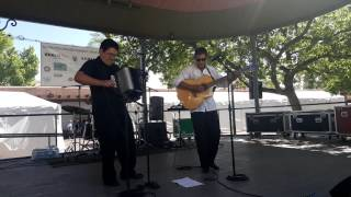 2017 Santa Fe Spanish Market | David Garcia and Jeremiah Martinez - Cancion de las Acequias