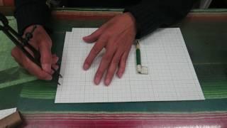 REDMOON後藤惠一郎 レザークラフト講座 レザードキュメントケース製作1 thumbnail