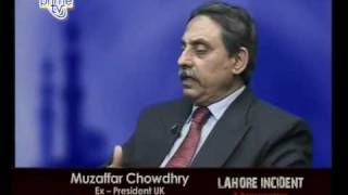 Prime Tv UK - Lahore Incident (Ahmadiyya Massacre) 28.05.2010 A Perspective -1/4