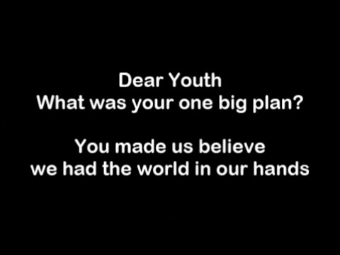 The Ghost Inside - Dear Youth (Day 52) (Lyrics)