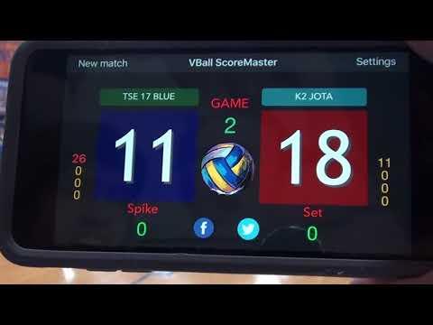 Tri State Elite 17 Blue v K2 Jota 2018 Mideast Power League