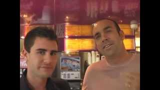 Cyprien - Loic Le Meur & Monsieur Dream @ Nice Airport