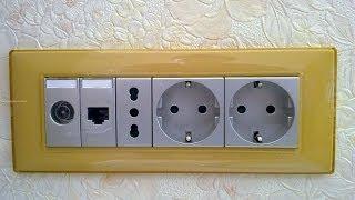 Лучшие выключатели и розетки !  VIMAR(, 2014-04-12T22:11:06.000Z)