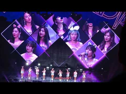 180520 TWICELAND Fantasy Park in Seoul Day 3 - What Is Love (Acoustic) ft ONCE