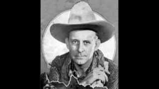 Early Carson Robison & His Pioneers - Hill Billy Songs Medley (1932)*.