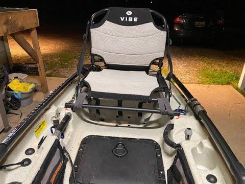 DIY 2014 Hobie Outback Seat Upgrade Under $110!!!