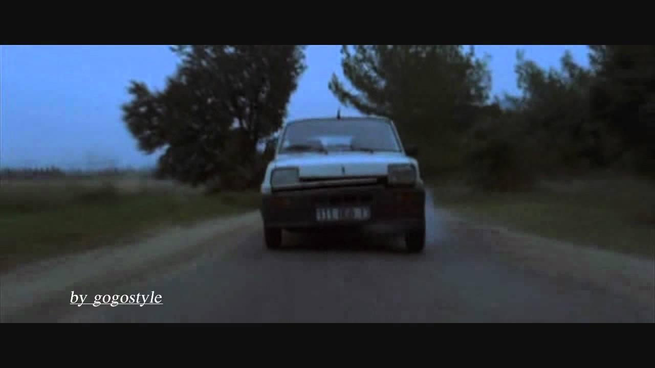The Transporter Renault R5 Funny Scene