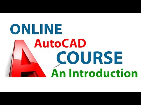 ONLINE AUTOCAD TRAINING | INTRODUCTION TO AUTOCAD COURSE | SABEERCAD AUTOCAD COURSE