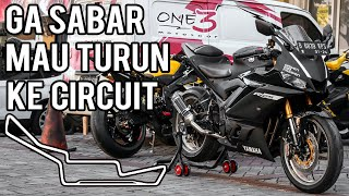 Siap Turun Circuit: Yamaha YZF-R25 '19
