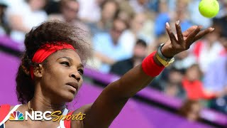 Serena Williams dominates Maria Sharapova at 2012 Olympic Games I NBC Sports