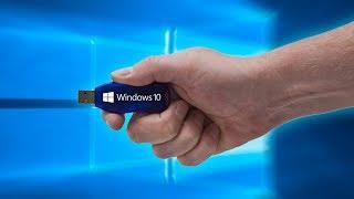 Como criar um pendrive bootável - Instalar Windows 10 pelo pendrive   ATUALIZADO 2019