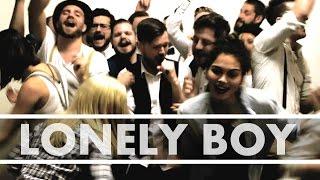Boondock Radio - Lonely Boy (The Black Keys Acoustic Folk Cover)