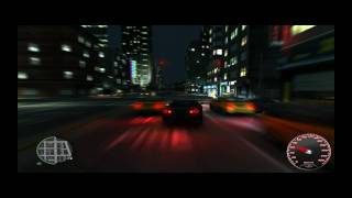GTA IV Gameplay on HD 4850