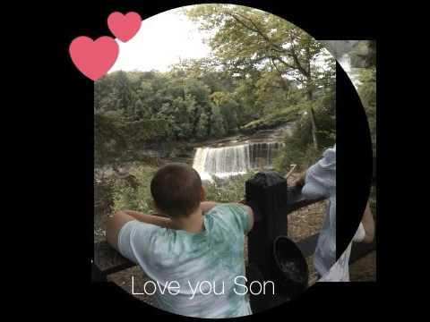LOVE my son James Bacon
