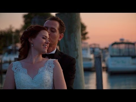 Finding Your Forever Travel Partner // Wedding Video At The Detroit Yacht Club