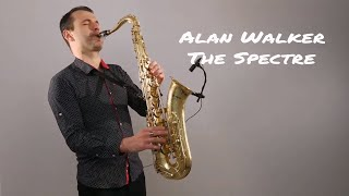 Baixar Alan Walker - The Spectre [Saxophone Cover] by Juozas Kuraitis