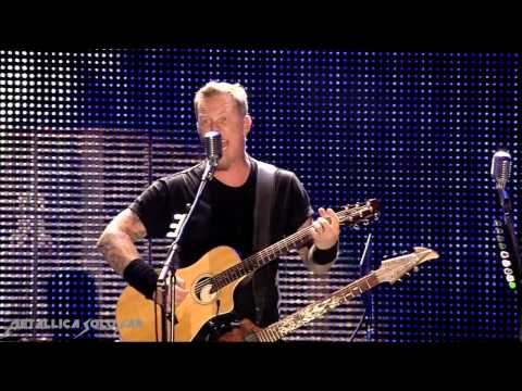 Metallica - Fade To Black (Live Sofia - Big Four Concert) HD
