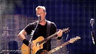 Gambar cover Metallica - Fade To Black (Live Sofia - Big Four Concert) HD