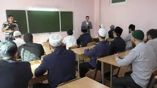 Открытый урок на тему: Экстремизму НЕТ!