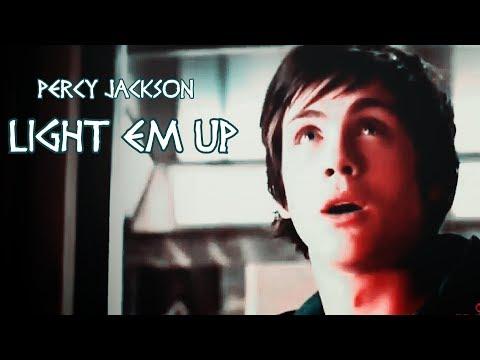 ►Percy Jackson - Light Em Up