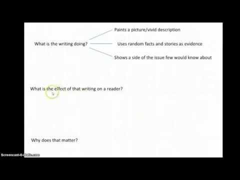A Level   Essay for IB English Exam Paper     Commentary thenardvark com