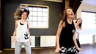 Zumba & Dance choreo Jason Derulo ft.French Montana Tip Toe by Marlena Przybysz