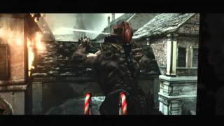 Resident Evil 6 first time game play of CAPCOM public beta demo Chris campaign