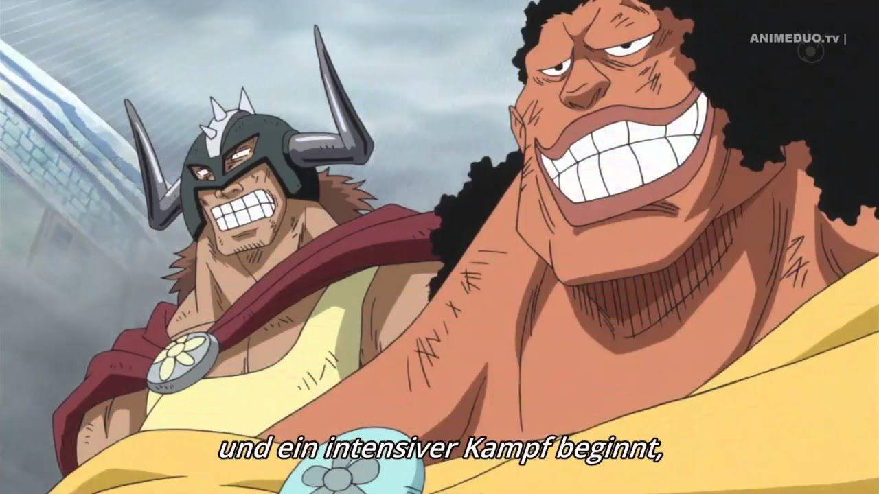 One Piece 729 Preview Ger Sub - YouTube