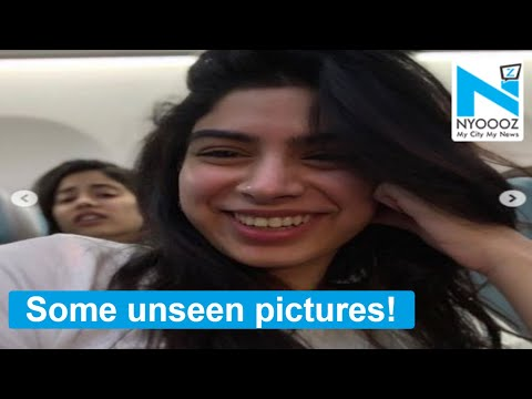 Janhvi Kapoor's wishes sister Khushi with unseen photos and videos Mp3