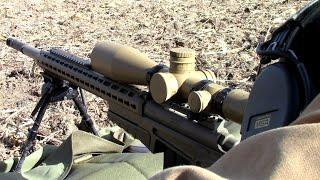 300WM at 1200yds! - Accuracy International AX + Remington Action