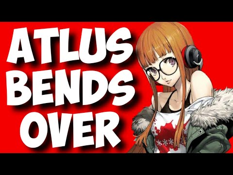 Atlus Bends The Knee! Persona 5 Royal Will Be Censored To Please ResetEra!