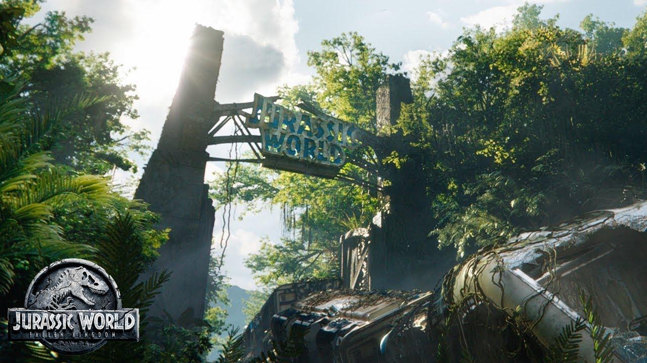 "Jurassic World: Fallen Kingdom - In Theaters June 22 (""Event"") (HD)"