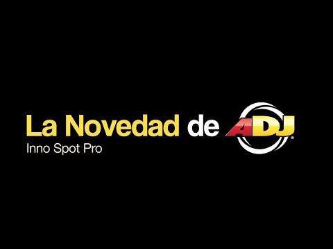 La Novedad de ADJ: Inno Spot Pro