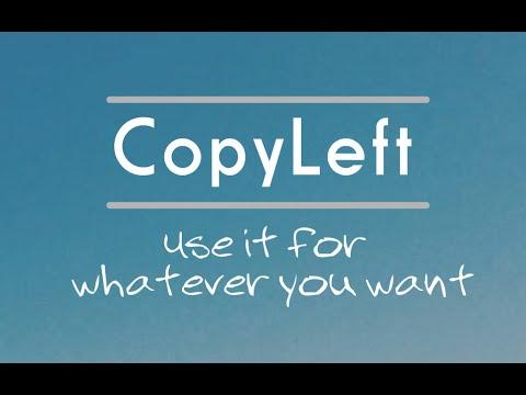 CopyLeft - Free music