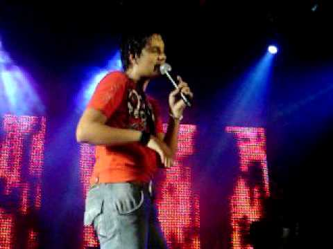 Luan Santana — Chocolate — Maringá-Pr 06-03-2009