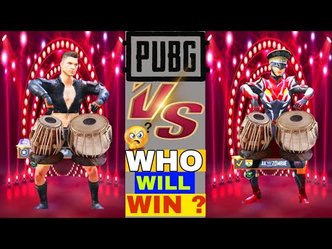 Very funny pubg mobile SARA vs CQRLO music competition | Sara vs Carlo | Assault king