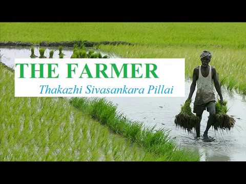 THE FARMER  - Thakazhi Sivasankara Pillai - TNPSC GENERAL ENGLISH